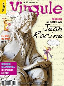 Virgule n° 99 - Septembre 2012