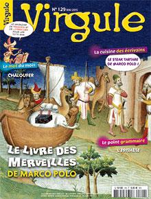 Virgule n° 129 - mai 2015