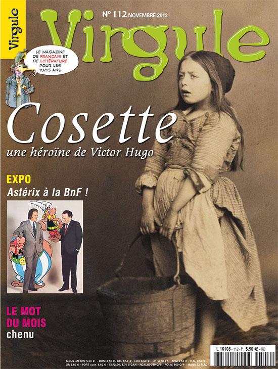 Dossier Cosette L Enfant Martyre Virgule N 112